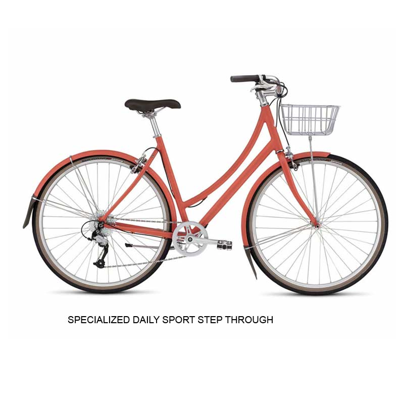 Specialized Daily Sport Step Trough