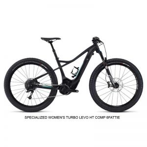 SPECIALIZED WOMEN'S TURBO LEVO HT COMP 6FATTIE