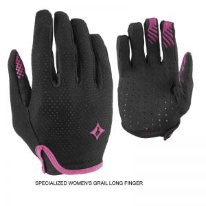 SPECIALIZED WOMEN'S GRAIL LONG FINGER
